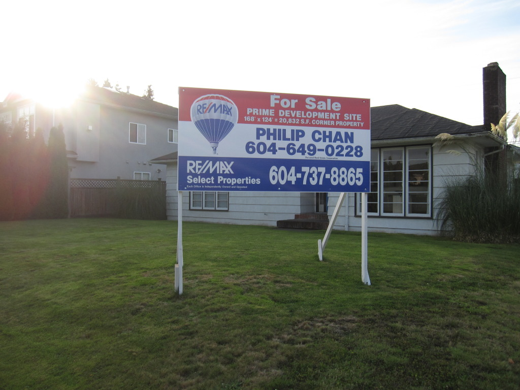 House for sale for a development site on King Edward